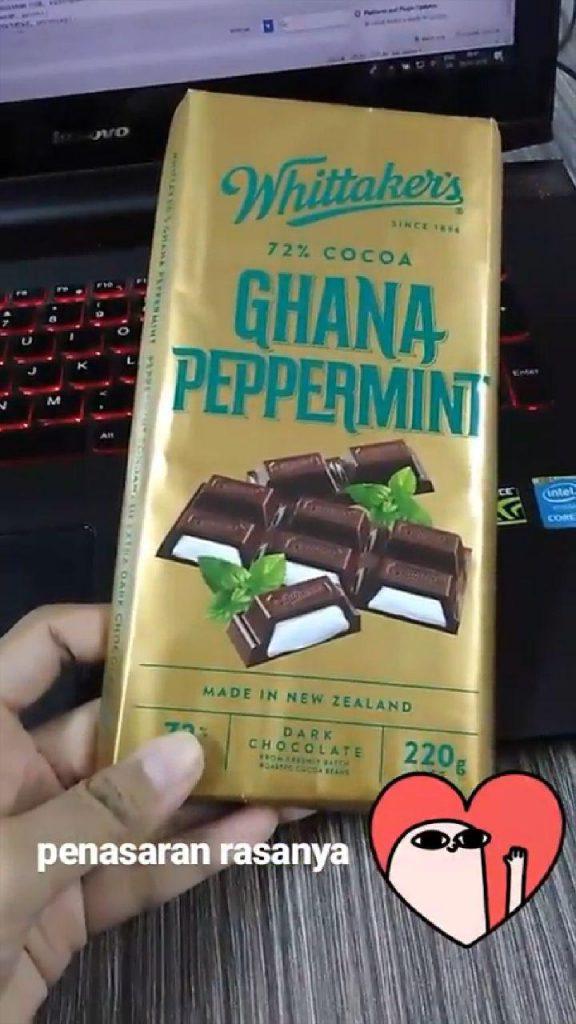 Coklat dari Lifullproduk