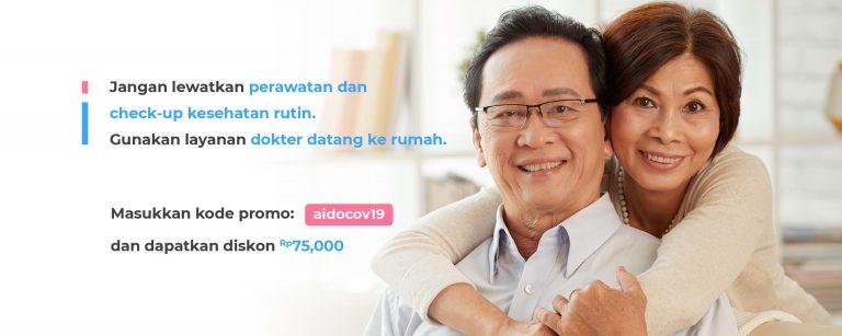 Aido Health Dokter Datang Ke Rumah