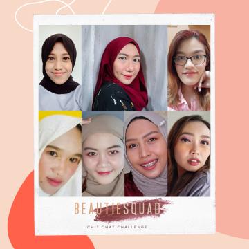 Makeup Untuk Online Meeting by BEAUTIESQUAD