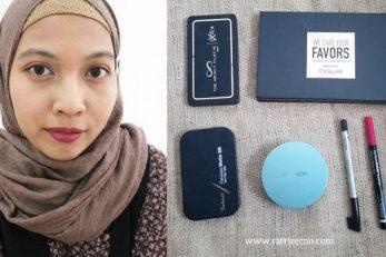 Makeup Look Online Meeting