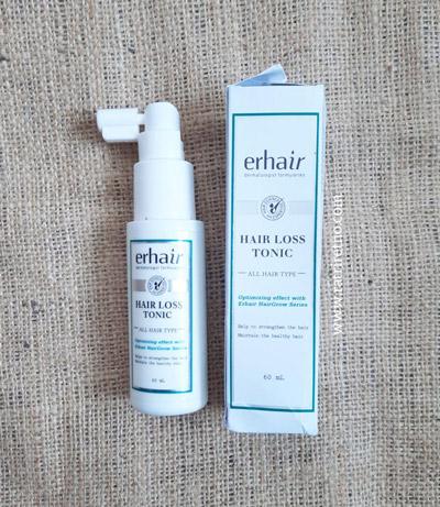 Erhair HairLoss Tonic