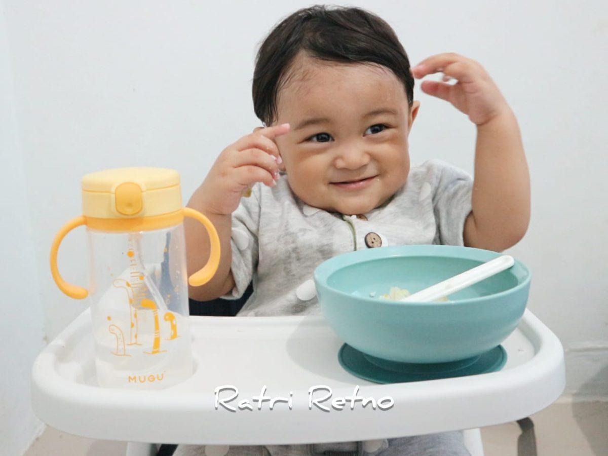 Rekomendasi Alam Makan Bayi Bayi dari MUGU