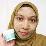 Review Pemakaian Masker Mughwort Kefir Etawa
