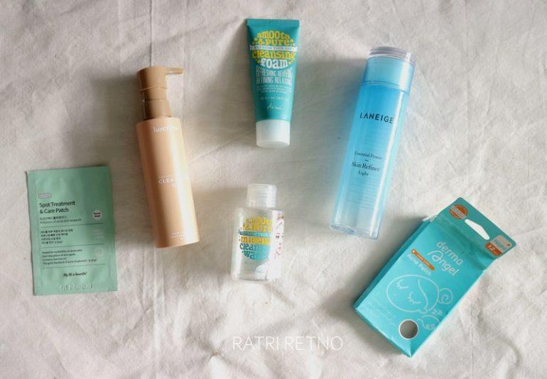 Skincare Untuk Mengatasi Maskne