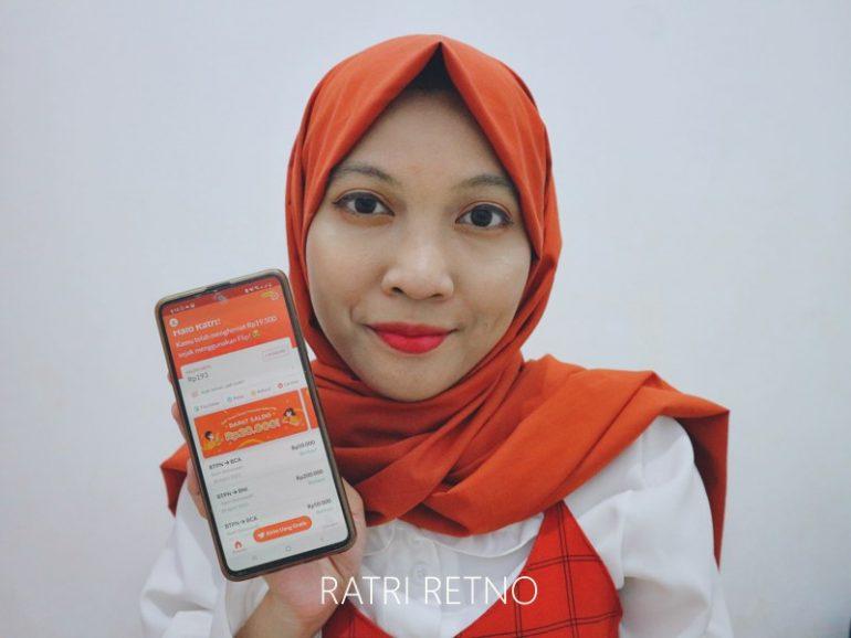 Review Jujur Aplikasi Flip Gratis Tranfer Beda Bank