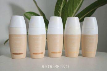 Review Multipurpose Tinted Sunscreen BLP x Avoskin